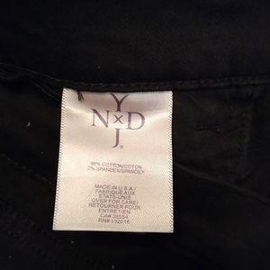 NYDJ Jeans - NYDJ black crops 14